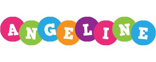 Angeline friends logo