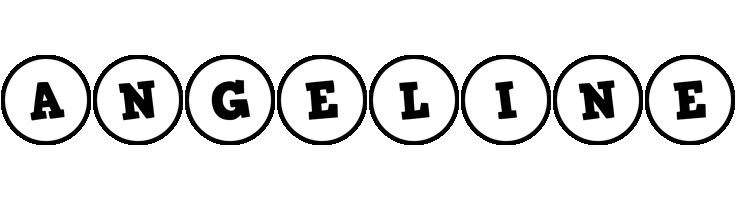 Angeline handy logo