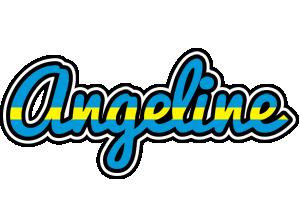 Angeline sweden logo