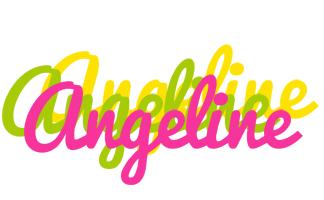 Angeline sweets logo
