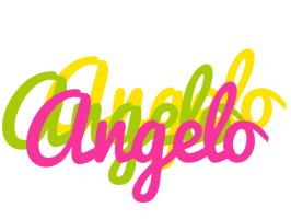Angelo sweets logo