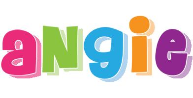 Angie friday logo