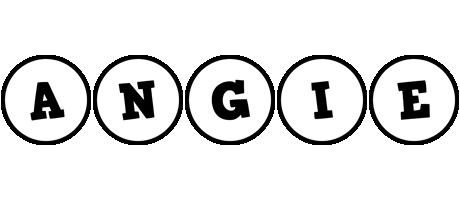 Angie handy logo