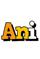 Ani cartoon logo