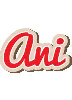 Ani chocolate logo