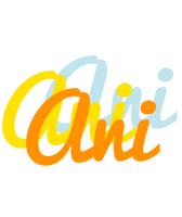 Ani energy logo