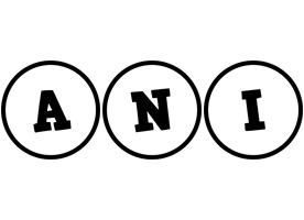 Ani handy logo