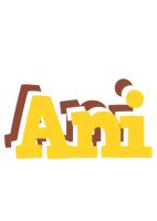 Ani hotcup logo