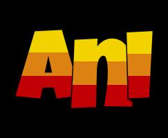 Ani jungle logo