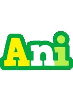 Ani soccer logo