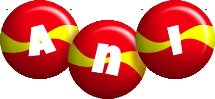 Ani spain logo