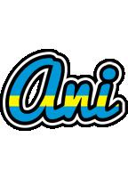 Ani sweden logo