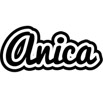 Anica chess logo