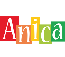 Anica colors logo