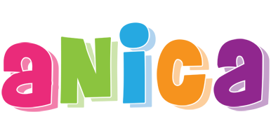 Anica friday logo