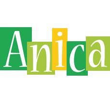 Anica lemonade logo