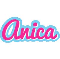 Anica popstar logo