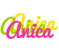 Anica sweets logo