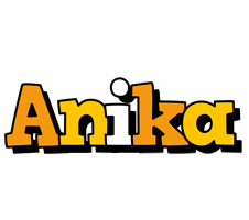 Anika cartoon logo