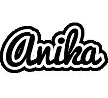 Anika chess logo