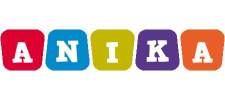Anika daycare logo