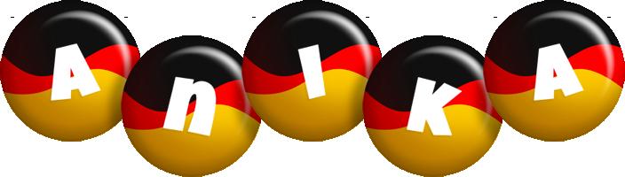 Anika german logo