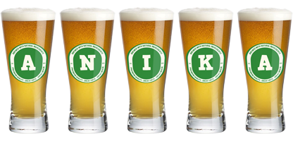 Anika lager logo