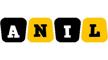 Anil boots logo