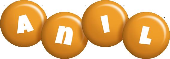 Anil candy-orange logo