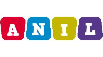 Anil daycare logo