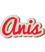 Anis chocolate logo