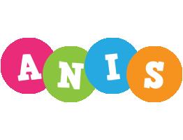 Anis friends logo