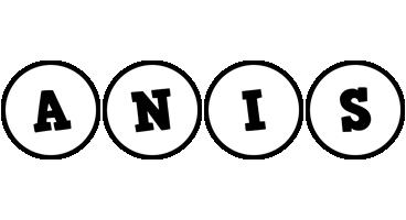 Anis handy logo