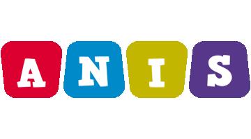 Anis kiddo logo