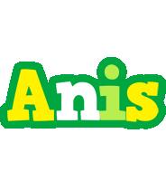 Anis soccer logo