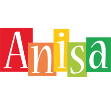 Anisa colors logo