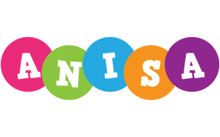 Anisa friends logo