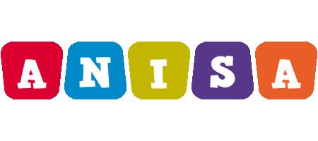 Anisa kiddo logo