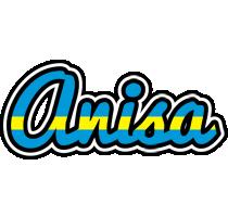 Anisa sweden logo
