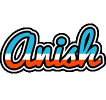 Anish america logo