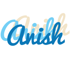 Anish breeze logo