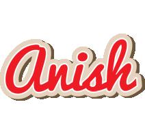 Anish chocolate logo