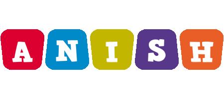 Anish daycare logo