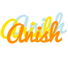 Anish energy logo