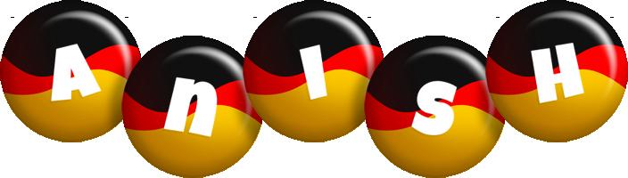 Anish german logo