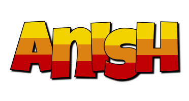Anish jungle logo