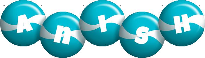 Anish messi logo