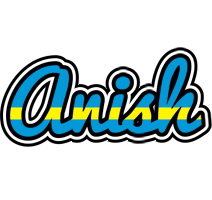 Anish sweden logo