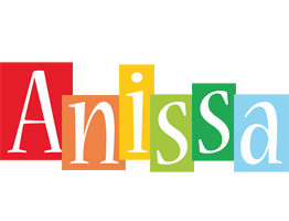 Anissa colors logo