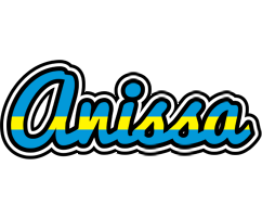 Anissa sweden logo